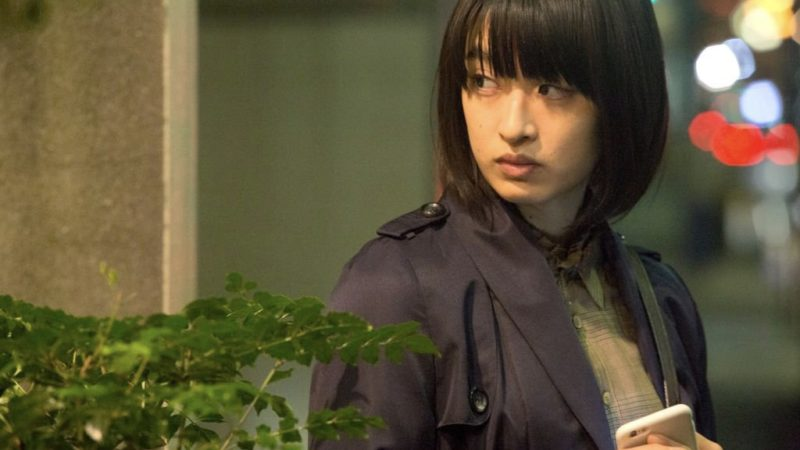 映画『二重生活』白石珠役の門脇麦