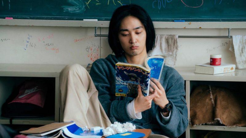 映画『リバーズ・エッジ』観音崎役の上杉柊平