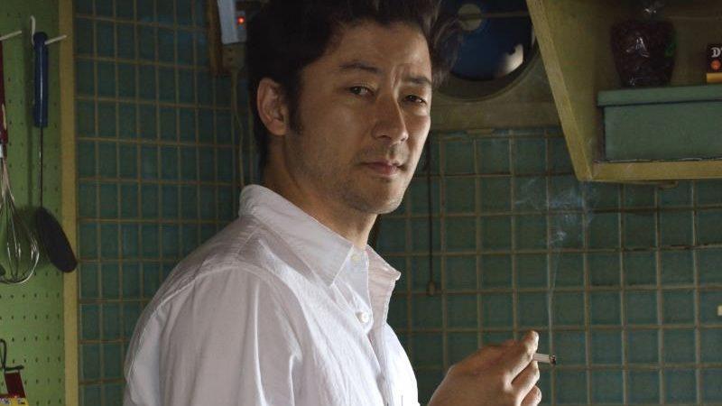 映画『私の男』腐野淳悟役の浅野忠信