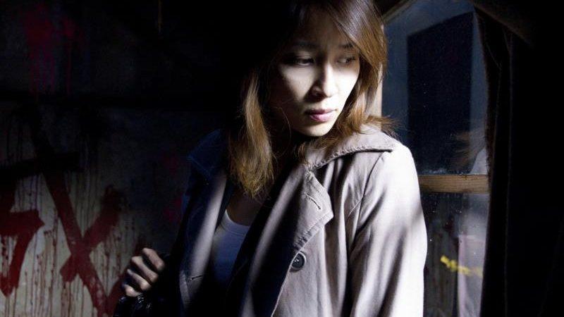 映画『恋の罪』吉田和子役の水野美紀