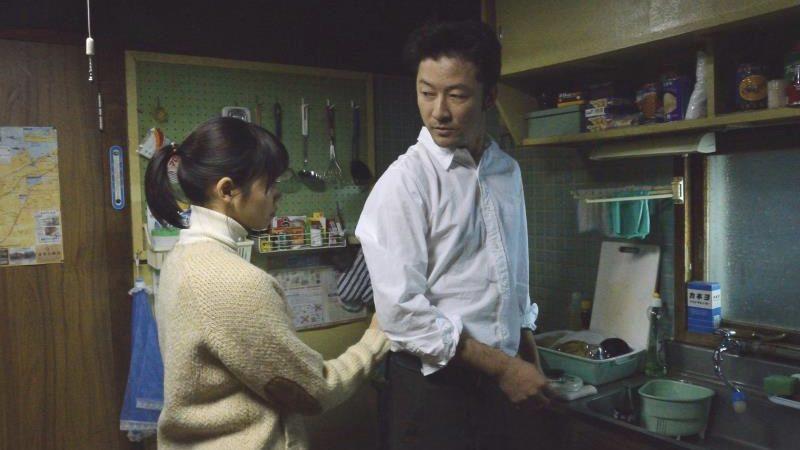 映画『私の男』浅野忠信と二階堂ふみの濡れ場