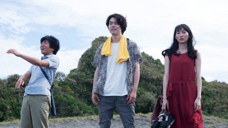 映画『あゝ、荒野』菅田将暉と木下あかりとヤン・イクチュン