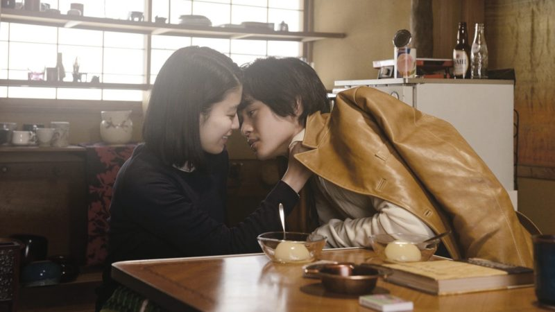 映画『無伴奏』野間響子役の成海璃子と堂本渉役の池松壮亮