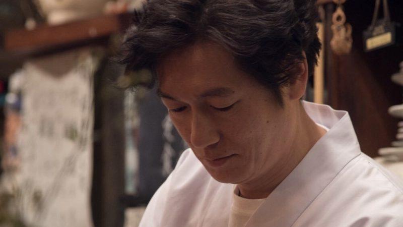 映画『二十六夜待ち』杉谷役の井浦新