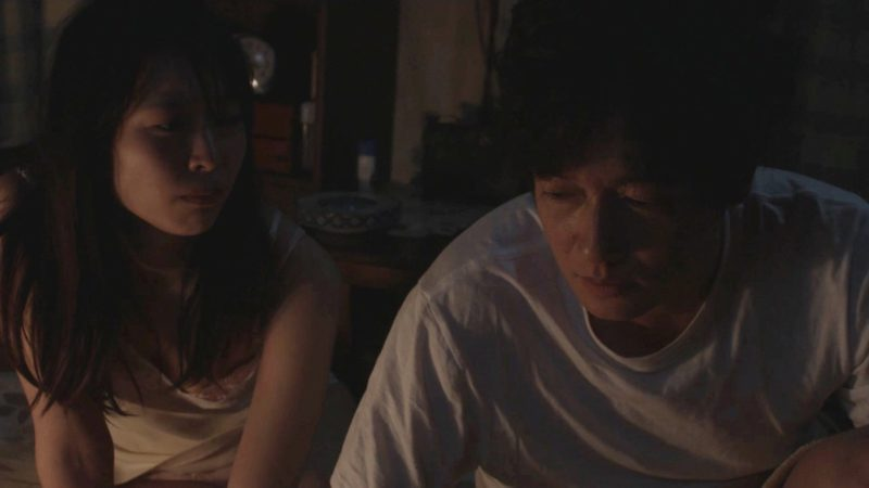 映画『二十六夜待ち』井浦新と黒川芽以の濡れ場