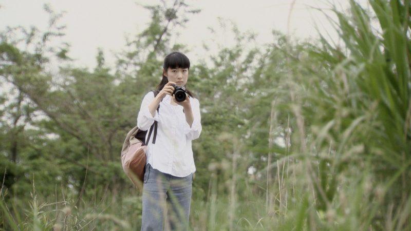 映画『ミツコ感覚』ミツコ役の初音映莉子