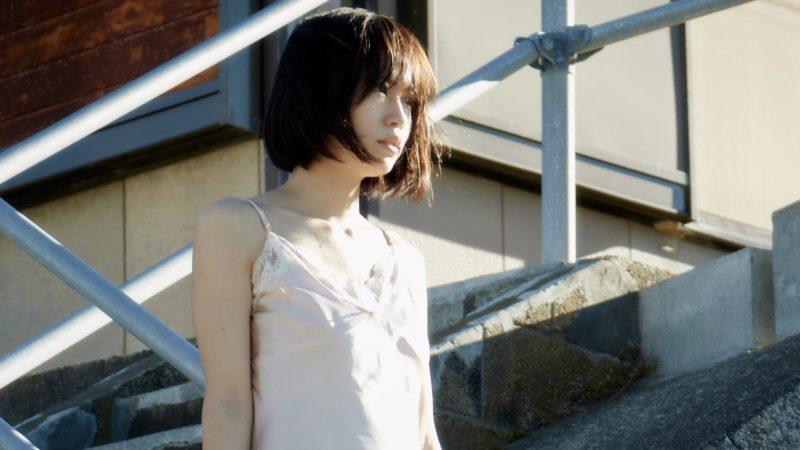 映画『海を感じる時』恵美子役の市川由衣