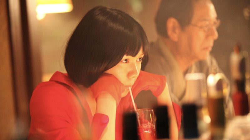 映画『蜜のあわれ』赤井赤子役の二階堂ふみ
