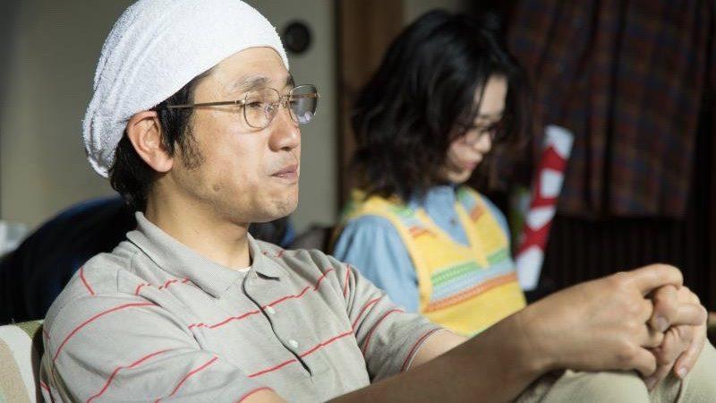 映画『神と人との間』穂積役の渋川清彦