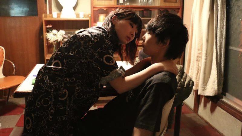 映画『獣道』伊藤沙莉と須賀健太のキスシーン