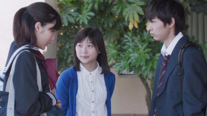 映画『獣道』愛衣役の伊藤沙莉と亮太役の須賀健太