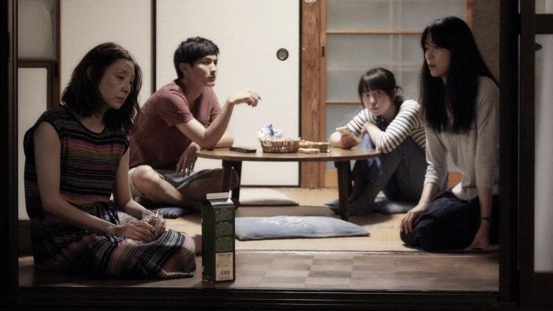 映画『月と雷』初音映莉子と高良健吾と草刈民代と藤井武美