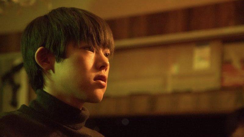 映画『悪魔』佐伯役の吉村界人