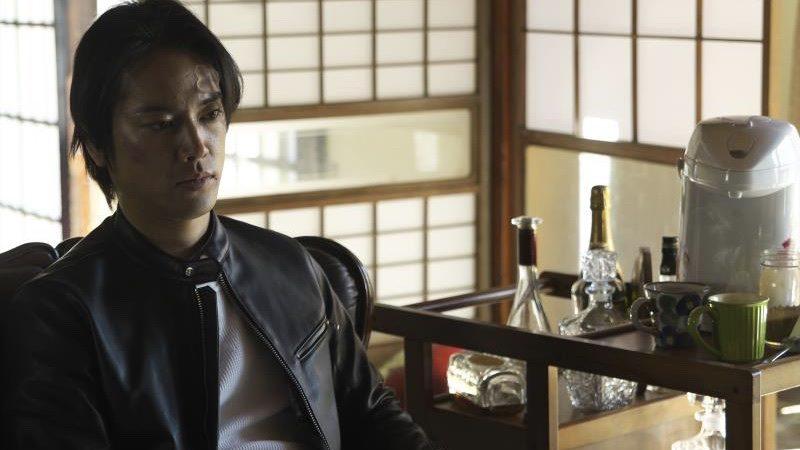 映画『ビジランテ』神藤三郎役の桐谷健太