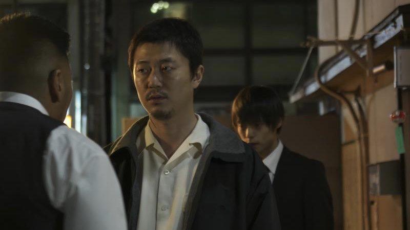 映画『犬猿』金山和成役の窪田正孝と金山卓司役の新井浩文