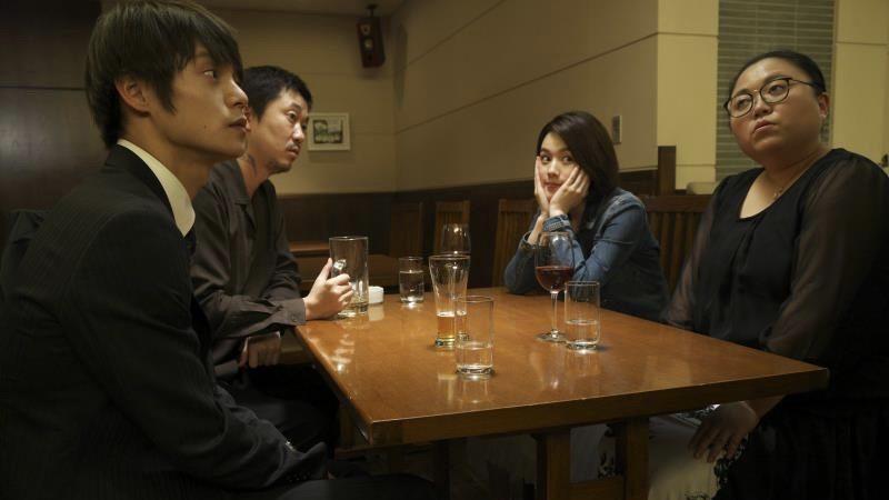 映画『犬猿』窪田正孝と新井浩文と筧美和子とニッチェ江上敬子