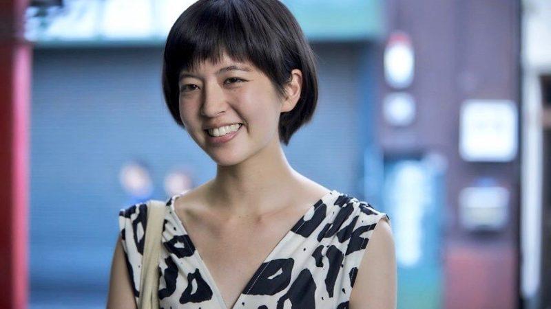 映画『過激派オペラ』岡高春役の中村有沙