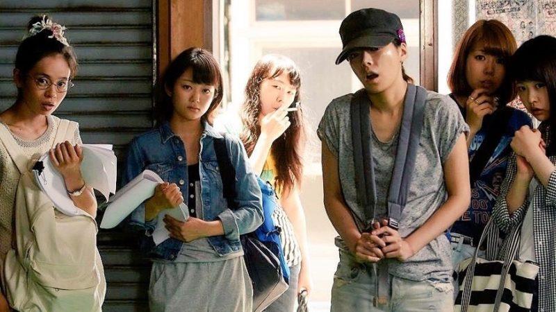 映画『過激派オペラ』出水幸役の桜井ユキ