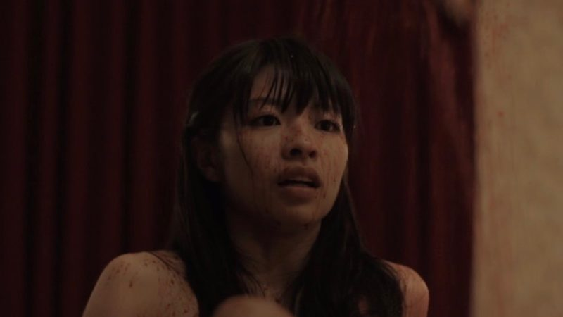 映画『歯まん』遥香役の馬場野々香の濡れ場