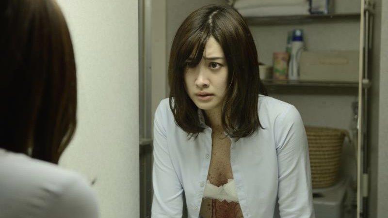 映画『殺人鬼を飼う女』キョウコ役の飛鳥凛