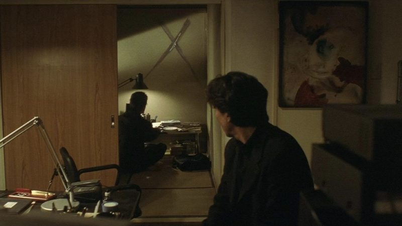 映画『CURE』役所広司とうじきつよし