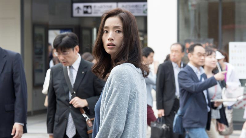 映画『昼顔』笹本紗和役の上戸彩