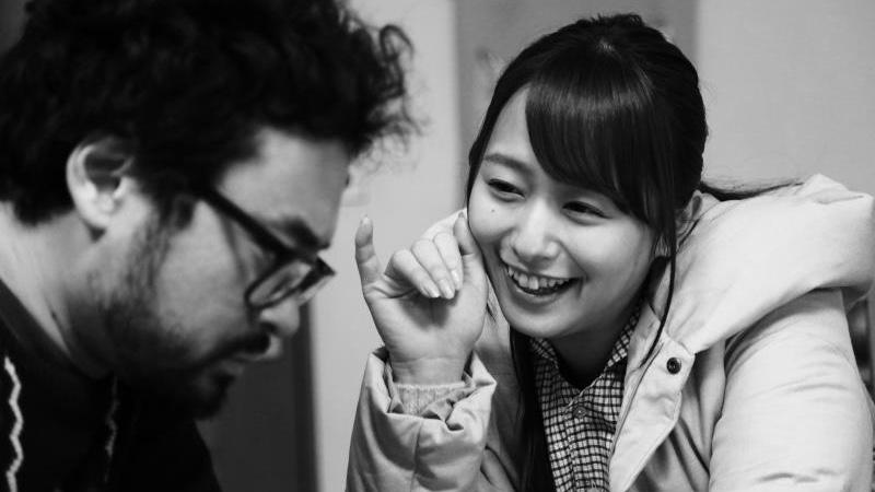 映画『変態だ』前野健太と妻役の白石茉莉奈
