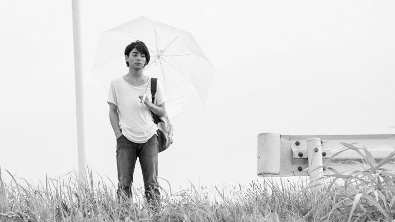 映画『銃』西川トオル役の村上虹郎