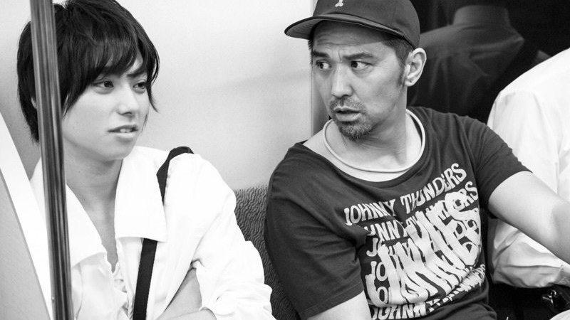 映画『銃』親子共演を果たす村上淳と村上虹郎