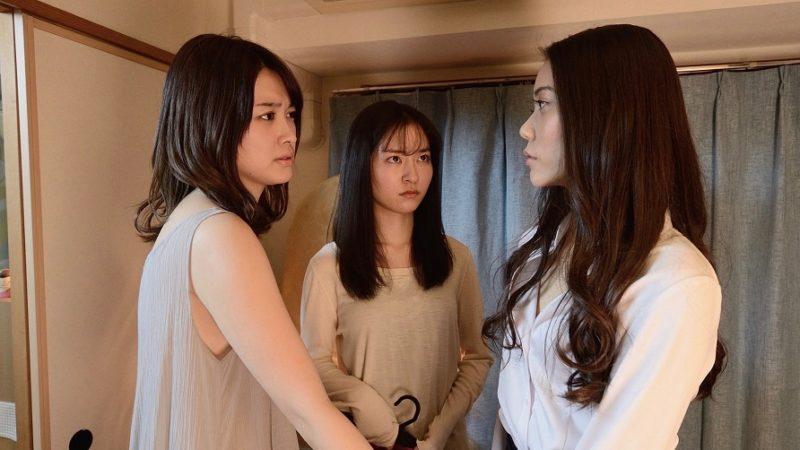映画『殺人鬼を飼う女』飛鳥凛の透け乳首