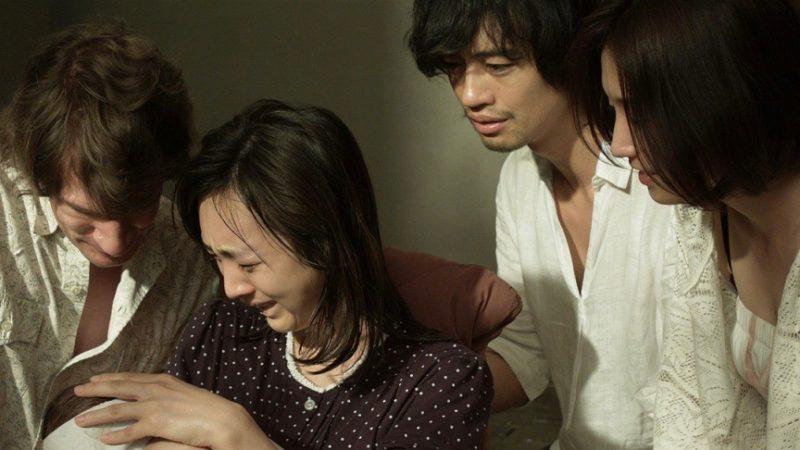 映画『欲動』三津谷葉子と斎藤工と杉野希妃