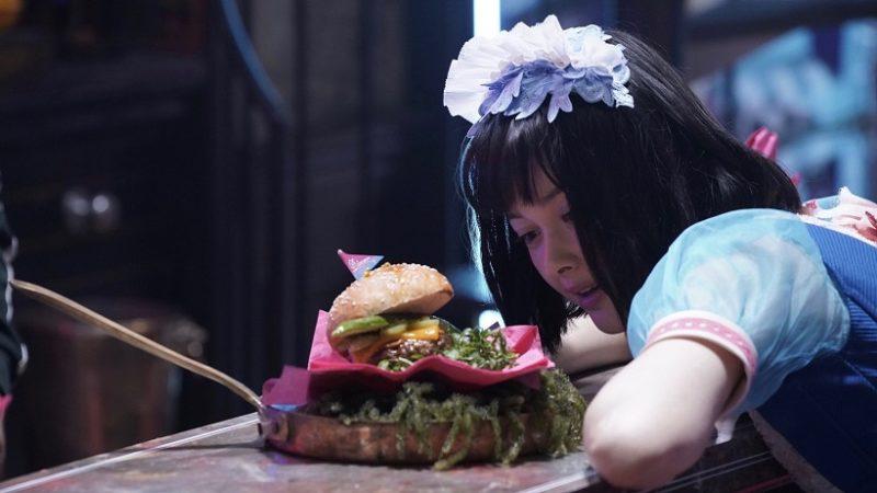 映画『Diner ダイナー』オオバカナコ役の玉城ティナ