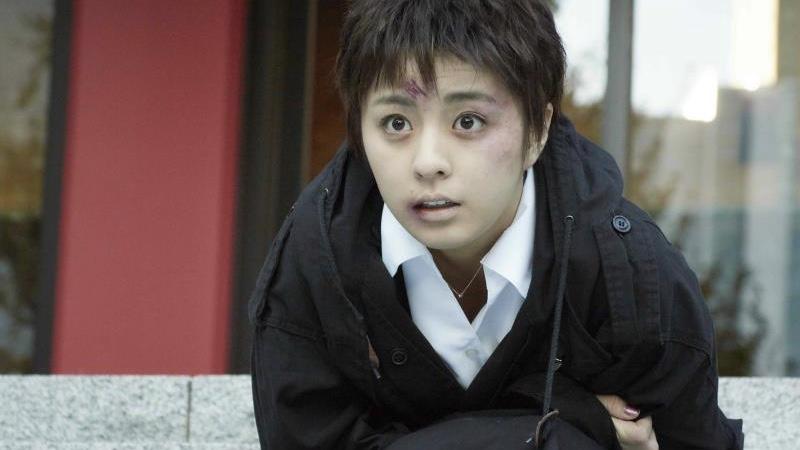 映画『純平、考え直せ』レイプされる柳ゆり菜