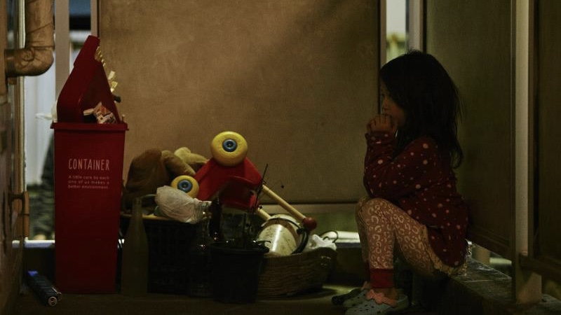映画『万引き家族』北条じゅり役の佐々木みゆ