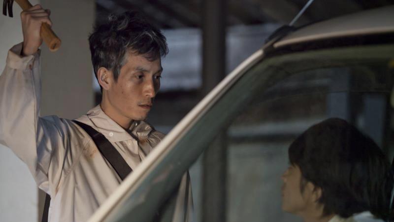 映画『グレイトフルデッド』村佐古役の矢部太郎