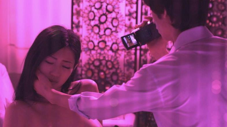 映画『私の奴隷になりなさい』香奈役の壇蜜