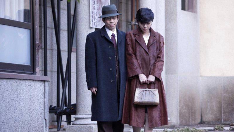映画『失恋殺人』南田収一役の柳憂怜とみや子役の宮地真緒