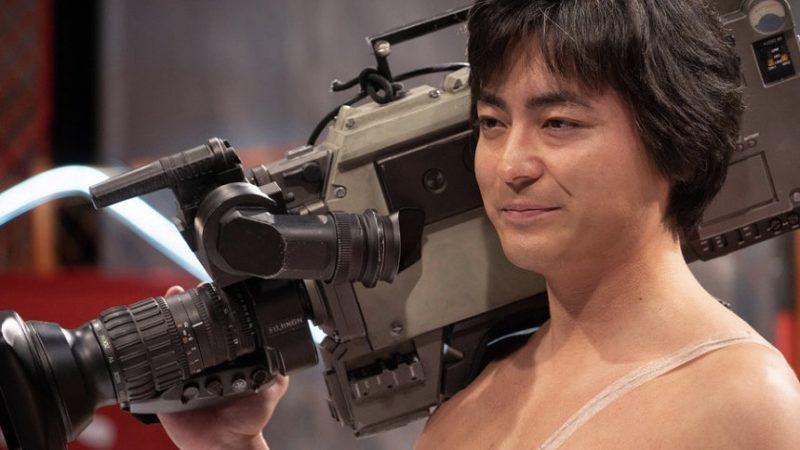 ドラマ『全裸監督』西村とおる役の山田孝之