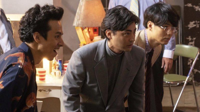ドラマ『全裸監督』村西とおる役の山田孝之と満島真之介と玉山鉄二