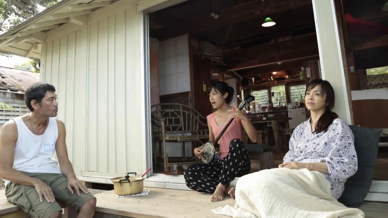 映画『2つ目の窓』吉永淳と松田美由紀と杉本哲太