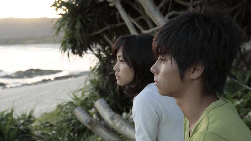 映画『2つ目の窓』界人役の村上虹郎と杏子役の吉永淳