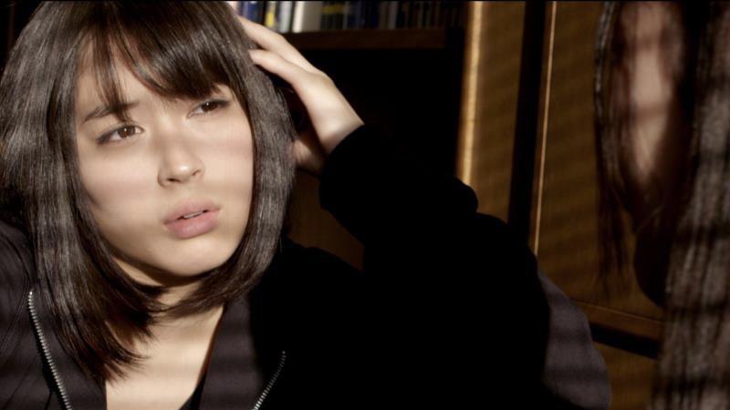 映画『FLARE-フレア-』相川さき役の広瀬アリス