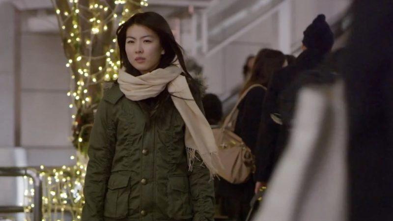 映画『FLARE-フレア-』三井フレア役の福田麻由子