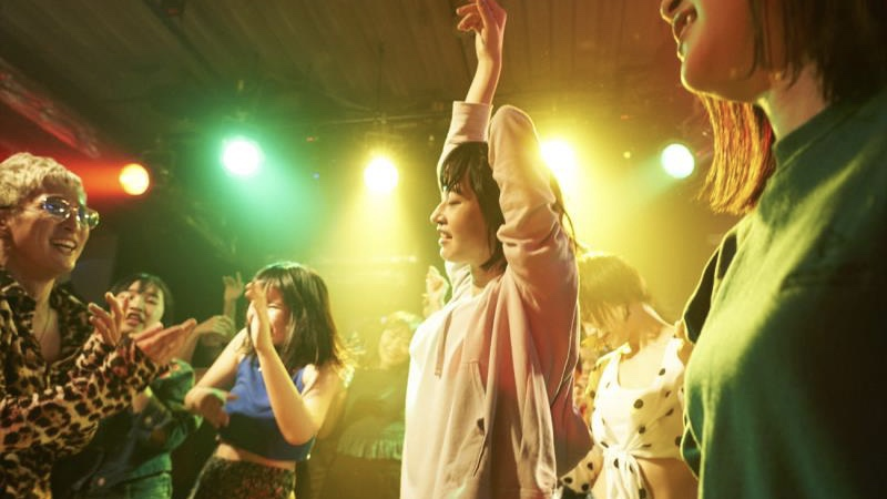 映画『チワワちゃん』ミキ役の門脇麦