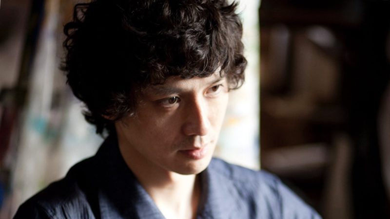 映画『スティルライフオブメモリーズ』鈴木春馬役の安藤政信