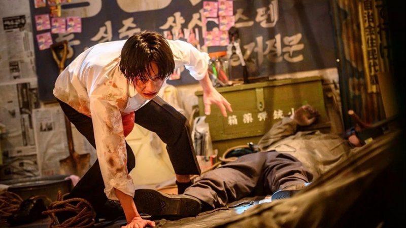 任侠ドラマ『すじぼり』滝川亮役の藤原季節