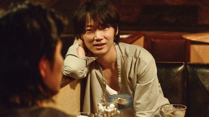 映画『影裏』今野秋一役の綾野剛