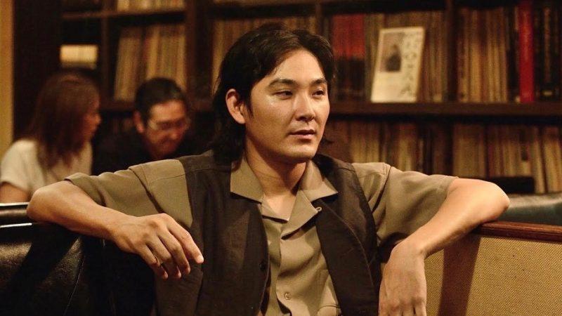 映画『影裏』日浅典博役の松田龍平