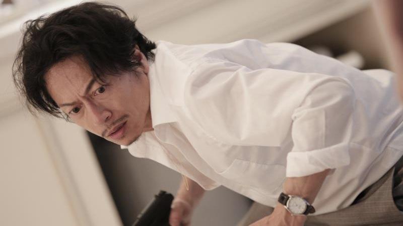 映画『LOVEHOTELに於ける情事とPLANの涯て』間宮役の三上博史