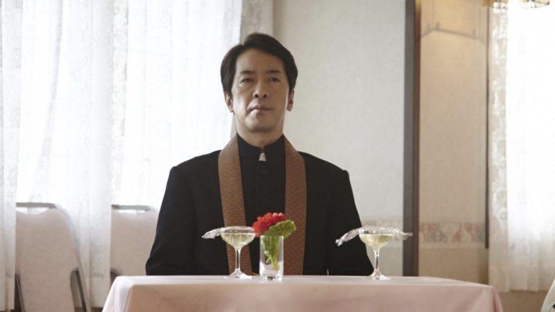 映画『ホテルコパン』段来示役の栗原英雄